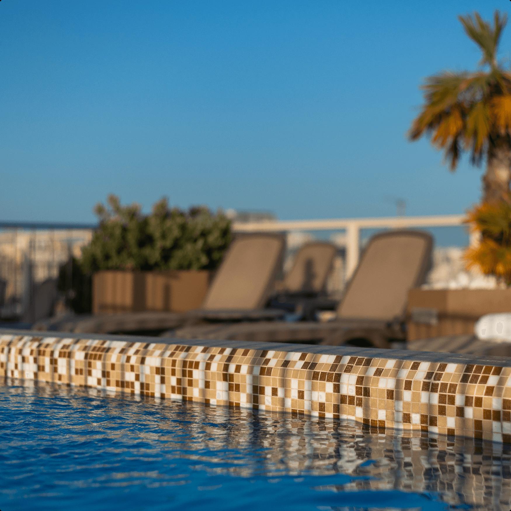 Pool atSt Hotels