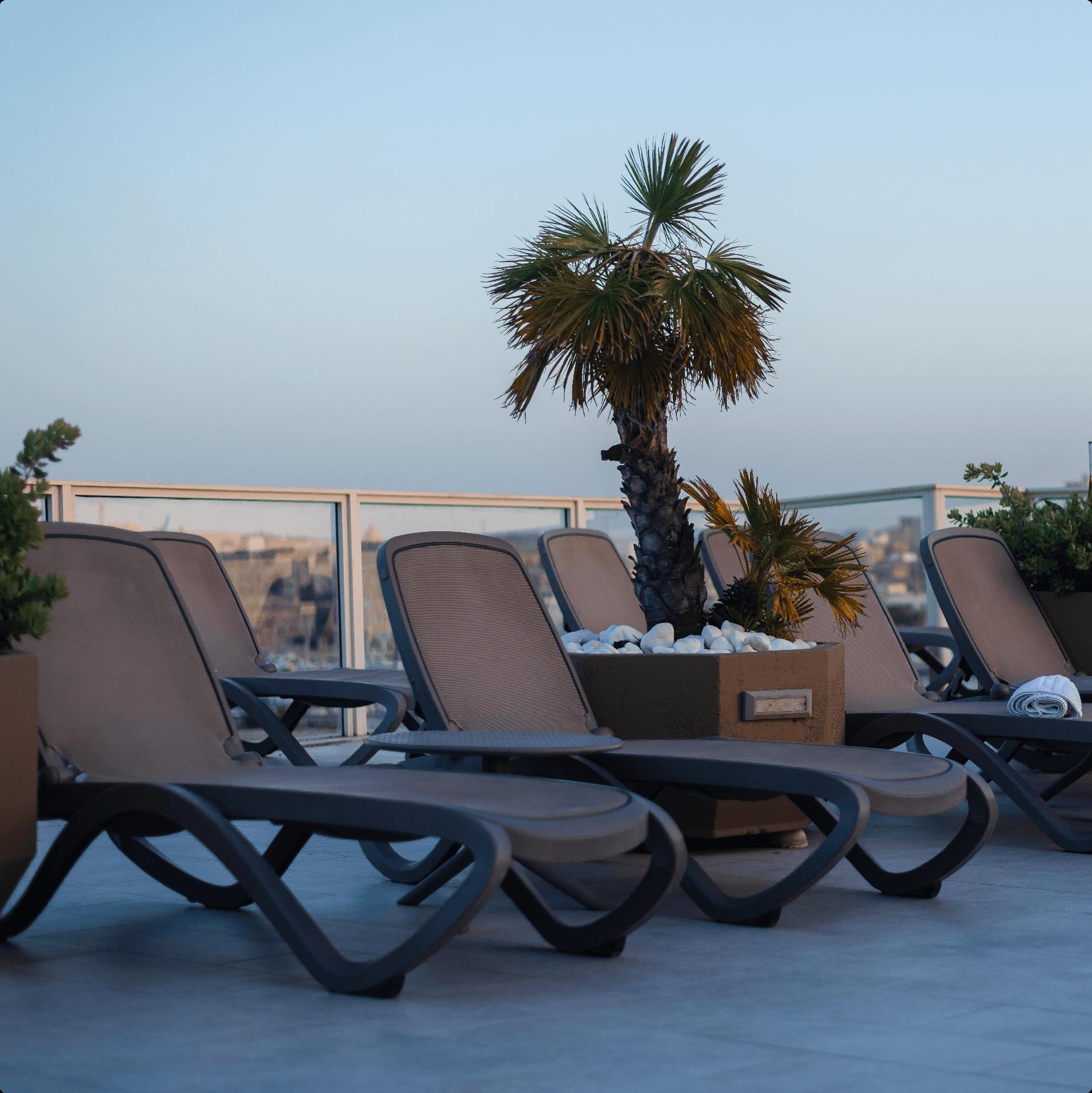 Sthotels pool